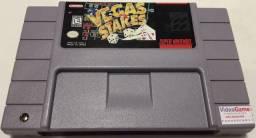 Vegas Stakes Original de Super Nintendo