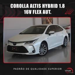 Título do anúncio: Toyota Corolla Altis Hybrid 1.8 16V Flex Aut. 2020 Flex