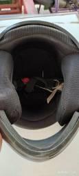 Título do anúncio: Capacete Rx7 Rosa