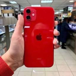 iPhone 11 64  +plano claro