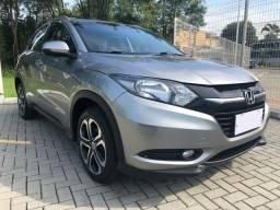 Título do anúncio: Honda Hr-v Ex 1.8 Automático CVT 2015/2016 C/ Mídia e Pneus Novos