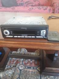 Radio Toca CD automotivo