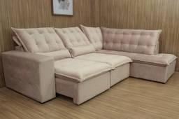 Título do anúncio: Reformas de sofá com remoção e frete grátis