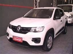 Título do anúncio: Renault KWID 1.0 12V SCE ZEN MANUAL 2018