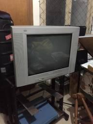 TV Philips 20 polegadas ótimo estado
