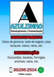 Título do anúncio: AZULZINHO DESENTUPIMENTO