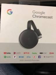 Google Chromecast 1080p HD support - nunca usado