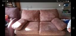 Sofá cama casal herval