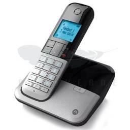 Telefone Motorola fixo DECT 6.0 M6500