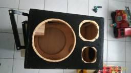 Caixa de som p/ moto 300R$