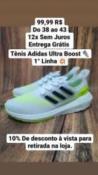 Título do anúncio: Tênis Adidas Ultra Boost 1° Linha