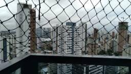 Alugo em Boa Viagem,02 quartos (sendo 02 suítes) andar alto, varanda, 68m²,- FG