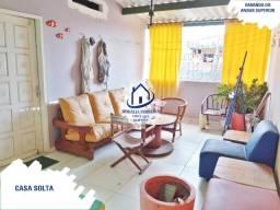 Casa Solta em Itapuã, 3 Quartos (1 Suíte), Varanda HC008