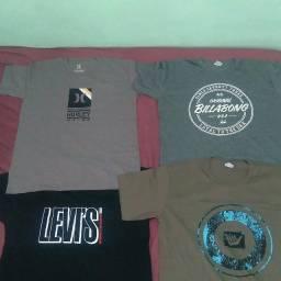 Título do anúncio: Camisas multimarcas