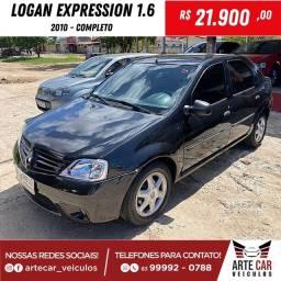 Logan Expression 1.6 8 v completo 2010!!