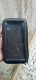 Suporte de celular impermeável