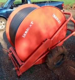 Título do anúncio: Vendo carretel para irrigação e bomba!!!