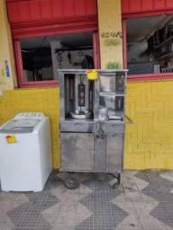 Máquina De Churrasco