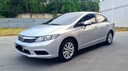 Título do anúncio: Honda Civic LXS 1.8 2013 Automático
