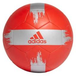 Bola de Futebol Campo Adidas Epp II - Vermelho+Cinza<br><br>