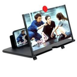 Tela Amplificador 3D Para Celular Amplie Imagens Vídeos