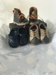 Sapatos novinhos