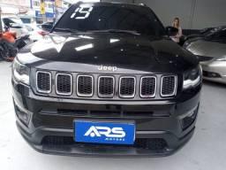 Título do anúncio: Jeep compass automático + ipva 2021 grátis + ent + 48X  2.050,00