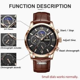 Título do anúncio: Relógio masculino lige