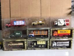 Miniaturas caminhões 1/43