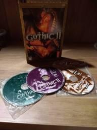 Título do anúncio: Gothic II - PC CD-ROM software