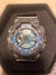Relógio g-schock camuflado
