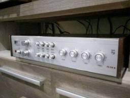 Raríssimo Amplificador Philips modelo 591