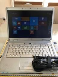 Título do anúncio: Notebook Dell Inspiron 1525 Usado