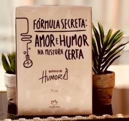 Promoção Colônias Humor Natura