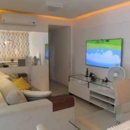 114 - Apartamento - 02 Quartos - 70 m² - 01 Vaga - Mobiliado - Piscina - Setúbal