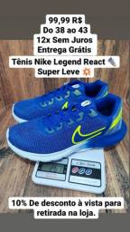 Título do anúncio: Tênis Nike Sola de E.V.A