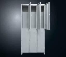 Título do anúncio: Roupeiro, Guarda volumes, Armário vestiário com 06 portas