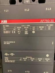 Contator Tripolar Af750-30 - ABB