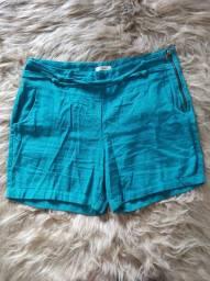 Shorts em Viscolinho