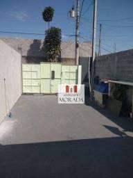 Título do anúncio: Casa com 1 dormitório à venda, 125 m² por R$ 140.000 - Santa Cecilia II - São José dos Cam