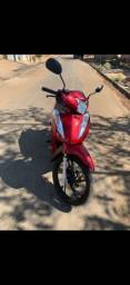 A venda Honda Biz ex 2020