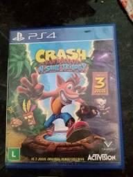 Crash Bandicoot 3 em 1 Ps4