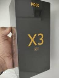 Xiaomi Poco X3 128gb 6gb de Ram - (12x Sem Juros!) - Lacrado