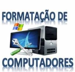 Formatação e Manutenção em geral em Pcs, Notebooks, Video games
