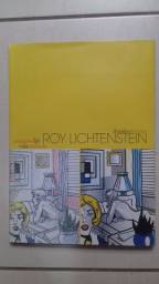 Livro Vida Animada Roy Lichtenstein Desenhos