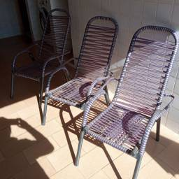 Cadeiras para varanda