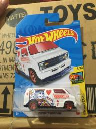Hot Wheels 1977 Dodge Van Custom