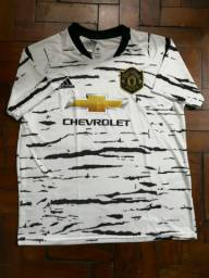 Camisa de time  Manchester United , salvador