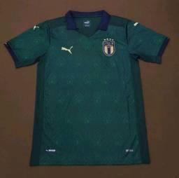 Título do anúncio: Camisa da seleção da Itália edição comemorativa