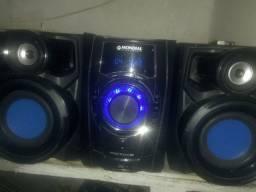 Micro System MONDIAL Mega Sound